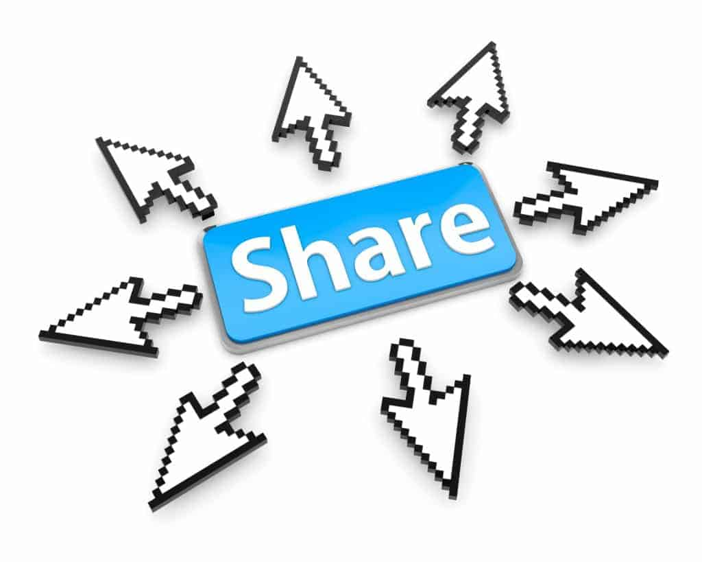 Social Sharing Button