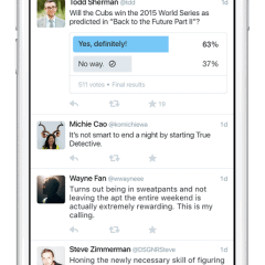 Twitter Announces Polls: What Marketers Need To Know