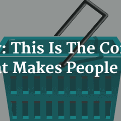 Study: This Is The Content That Makes People Buy