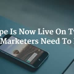 Periscope Is Live On Twitter: What Marketers Need To Know