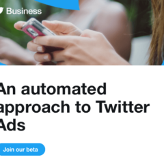 Twitter Testing Automated Account Promotion