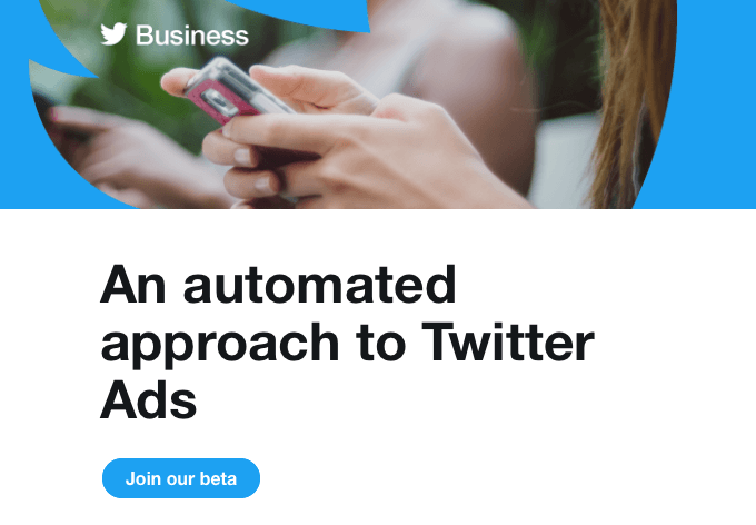 Twitter Automated Account Promotion